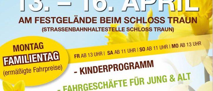 Programm Trauner Frühlingsfest 2018